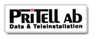 Pritell AB - Data & Fiberinstallationer